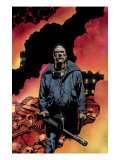 Punisher: The End #1 Cover: Punisher