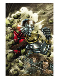 X-Men Forever No.11 Cover: Colossus