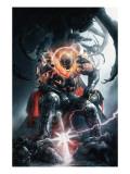 Annihilation: Conquest No.5 Cover: Ultron