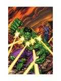 Marvel Adventures Hulk No.16 Cover: Hulk