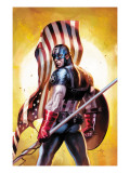 Ultimate Origins #2 Cover: Captain America
