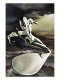 Silver Surfer No.5 Cover: Silver Surfer