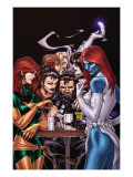 Wolverine Weapon X #10 Cover: Mystique, Phoenix and Wolverine