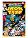The Immortal Iron Fist: Marvel Premiere No.15 Cover: Iron Fist