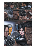 X-Force No.8 Group: X-23, Wolverine and Domino