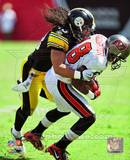 Troy Polamalu 2010 Action