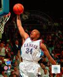Paul Pierce University of Kansas Jayhawks 1998 Action