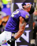 Ray Lewis 2010 Action