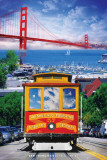 San Francisco - Cable Car Poster