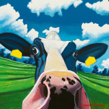 Cow II, Nosey Cow