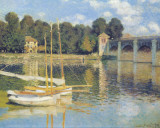 The Bridge in Argenteuil