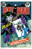 Batman Joker - Cover Poster