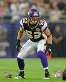 Chad Greenway 2010 Action