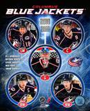 2010-11 Columbus Blue Jackets Team Composite