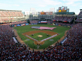San Francisco Giants v Texas Rangers, Game 3