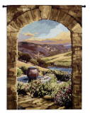 Tuscan Afternoon Wall Tapestry