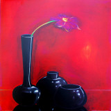 Still Life in Black I