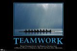 Give Up - Teamwork