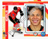 Jarome Iginla 2010 Studio Plus