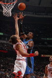 Orlando Magic v Chicago Bulls: Dwight Howard and Joakim Noah
