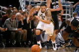 San Antonio Spurs v Utah Jazz: Deron Williams and DeJuan Blair