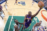 Los Angeles Lakers v Utah Jazz: Lamar Odom and Al Jefferson