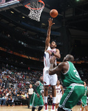 Boston Celtics v Atlanta Hawks: Al Horford Photographic Print