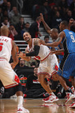 Orlando Magic v Chicago Bulls: Carlos Boozer, Keith Bogans, Quentin Richardson and Rashard Lewis