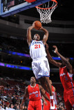 Los Angeles Clippers v Philadelphia 76ers: Thaddeus Young and Al-Farouq Aminu