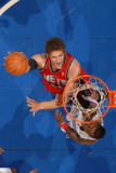 New Jersey Nets v Los Angeles Clippers: Brook Lopez and Rasual Butler