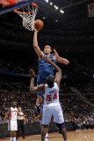 Washington Wizards v Detroit Pistons: JaVale McGee and Jason Maxiell