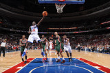 Milwaukee Bucks v Philadelphia 76ers: Jrue Holiday