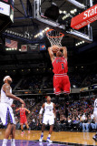 Chicago Bulls v Sacramento Kings: Derrick Rose