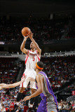 Phoenix Suns v Houston Rockets: Courtney Lee