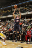 Atlanta Hawks v Indiana Pacers: Mike Bibby