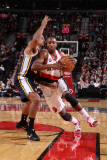 Utah Jazz v Portland Trail Blazers: Armon Johnson