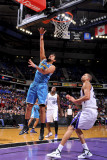 New Orleans Hornets v Sacramento Kings: Marco Belinelli and Donte Greene