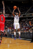 Chicago Bulls v Sacramento Kings: Donte Greene