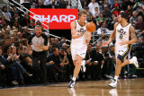 Milwaukee Bucks v Utah Jazz: Andrei Kirilenko and Deron Williams