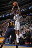 Utah Jazz v Dallas Mavericks: Caron Butler and C.J. Miles