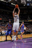 New York Knicks v Sacramento Kings: Beno Udrih