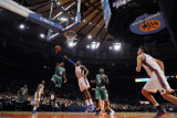 Boston Celtics v New York Knicks: Rajon Rondo and Amar'e Stoudemire