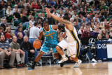 New Orleans Hornets v Utah Jazz: Chris Paul and Deron Williams