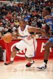 Orlando Magic v Los Angeles Clippers: Eric Bledsoe and Brandon Bass