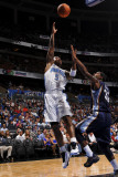 Memphis Grizzlies v Orlando Magic: Quentin Richardson and O.J. Mayo
