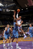 Washington Wizards v Sacramento Kings: Jason Thompson and Trevor Booker
