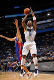 Detroit Pistons v Orlando Magic: Quentin Richardson