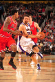 Chicago Bulls v Phoenix Suns: Hedo Turkoglu and James Johnson