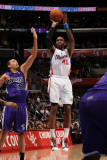 Sacramento Kings v Los Angeles Clippers: Rasual Butler and Francisco Garcia