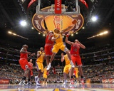 Chicago Bulls v Los Angeles Lakers: Derek Fisher